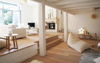 Credenza Con Piattaia Moderna : Regole per inserire un mobile antico in una casa moderna