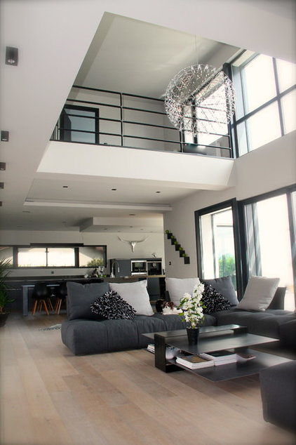 suspension grande hauteur sous plafond l 39 artisanat et l. Black Bedroom Furniture Sets. Home Design Ideas