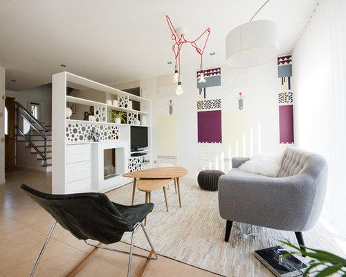 Salle de s jour scandinave photos et id es d co de for Decoration de salle de sejour