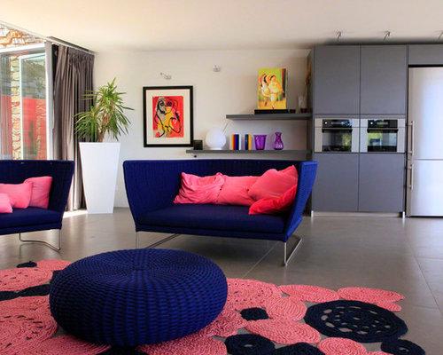 photos et id es d co de maisons bord de mer style marin. Black Bedroom Furniture Sets. Home Design Ideas