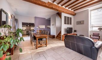 MAISON - LES CHERES 69380- 150 m²- 5 pièces- 420 000 €