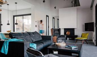 Maison Particulière - Corse - Salon