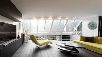 """M&S - Rénovation d'un """"House boat"""""""