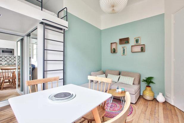 Modern Wohnzimmer by NEVA Architecture Intérieure - Interior Design