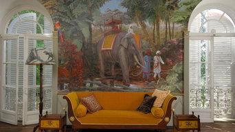 Panoramique  Orientaliste