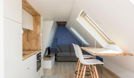 Suivi de Chantier : La rénovation totale d'un 30 m² en combles