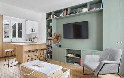 10 astuces simples à mettre en place pour un salon modulable