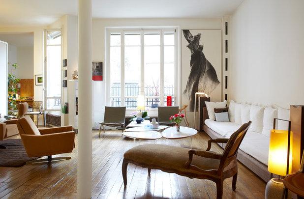 Contemporary Allrum by Eric Gizard interior design