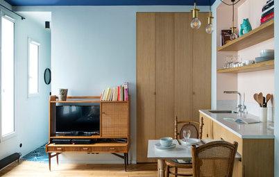 Visite Privée : Un 27 m² optimisé à Saint-Germain-des-Prés
