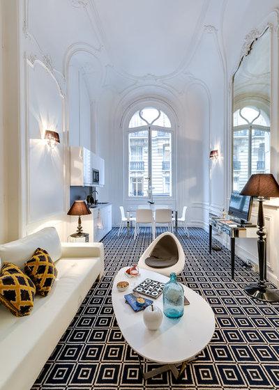 Contemporáneo Sala de estar by MEERO