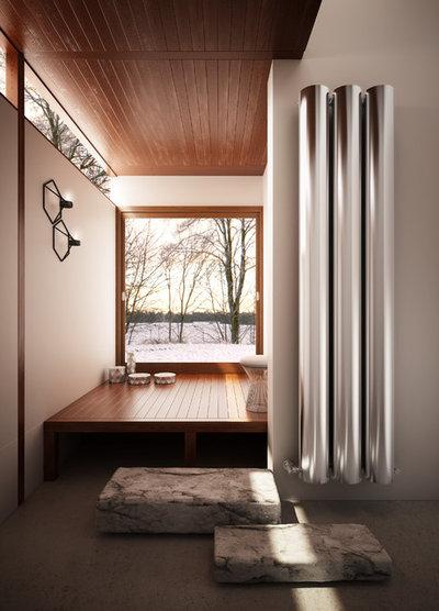 Heizkorper modern wohnzimmer  Diese 21 Design-Heizkörper sehen beinahe aus wie Kunstwerke!