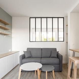 Réaménagement pour investissement locatif - Projet Damrémont