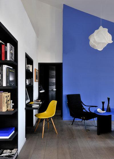 11 ways with yves klein blue - Adrien champsaur ...