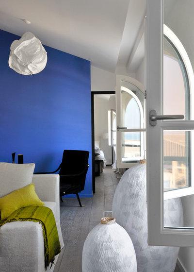 Houzz tour smart og stilet loftslejlighed i marseille - Adrien champsaur ...