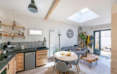 Visite Privée : Une mini-maison avec jardin privatif à Bordeaux