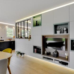 Rénovation complète d'une maison dans l'Essonne