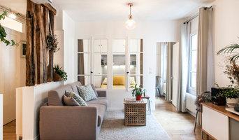 Rénovation d'un appartement à Montmartre