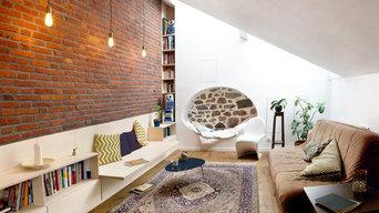 Rénovation d'un appartement à St-Etienne