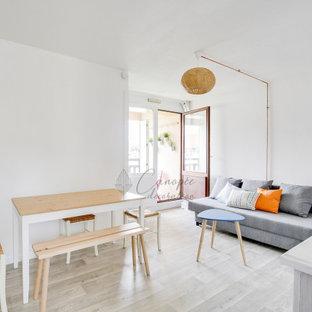 Rénovation d'un appartement en location saisonnière à Biscarrosse-Plage