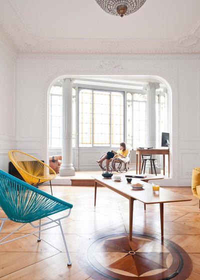 Contemporáneo Sala de estar by Fusion D