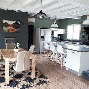Rénovation d un séjour et dune cuisine