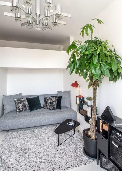 Modern Wohnzimmer by Jean-Christophe Peyrieux
