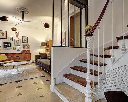 R novation d 39 une maison de ville en banlieue parisienne for Loft banlieue parisienne