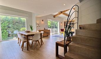 Rénovation et agencement d'une maison