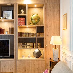 Rénovation hôtel particulier avec menuiseries en bois sur-mesure - Projet Vignes