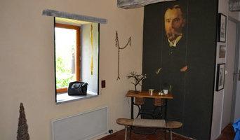 Rénovation maison de campagne Bourgogne du sud