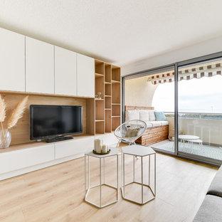Rénovation totale d'un appartement de 60m2 en bord de mer