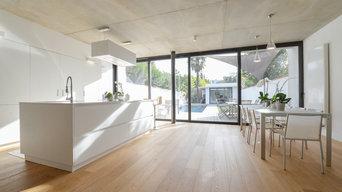 Reportage-photo: Maison M par l'architecte Patrick Dursent