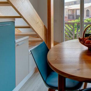 Restructuration et rénovation d'un appartement en duplex à Port Leucate