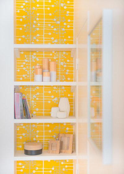 Skandinavisch Wohnzimmer By Marion Alberge Décoration