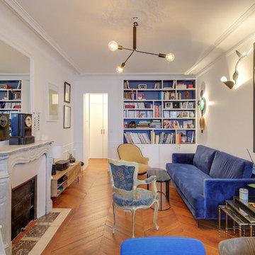 Transforamtion d'un appartement de 60 M2 à Paris