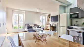 Under Roof - 45m² - Paris 15e