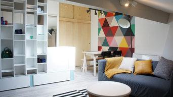 Une Appartement Graphique