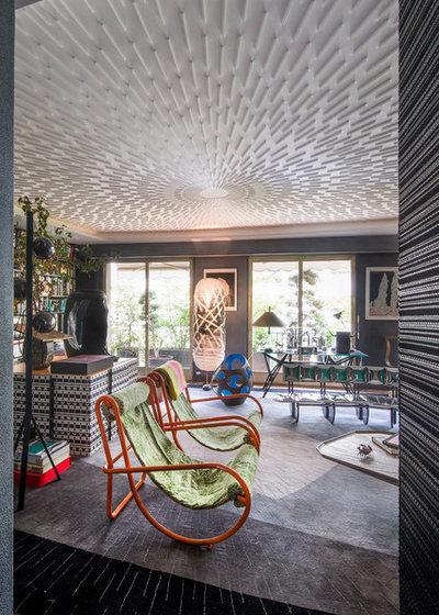 Фьюжн Семейная комната by Fabrice Ausset - Architecte DPLG