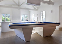 love the pool table! who made it?
