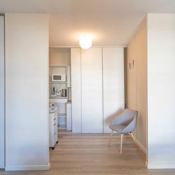 Transformation appartement en local professionnel