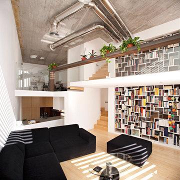 2 Viviendas y estudio en Granada