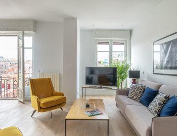 Agradable piso en el centro