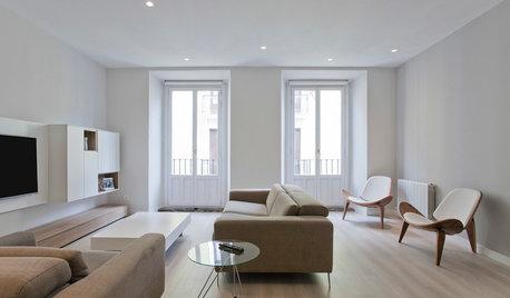 Presupuestos: ¿Cuánto cuesta pintar un piso de 90 m²?