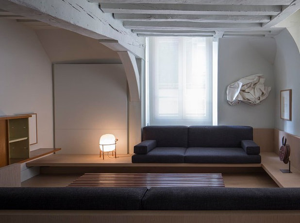 Contemporáneo Salón by Francesc Rifé Studio