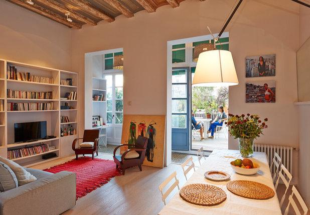 Mediterráneo Salón by THE ROOM & CO interiorismo