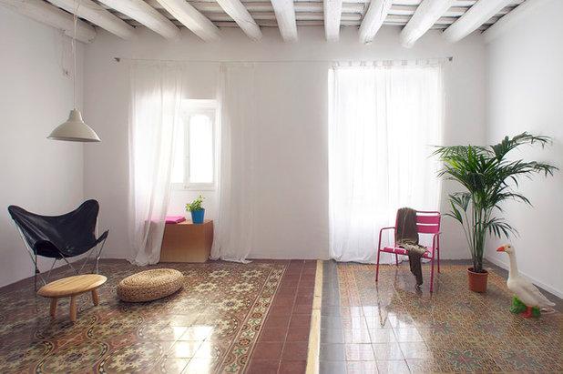 Éclectique Salon by Nook Architects
