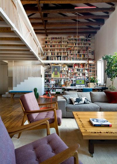 Contemporáneo Salón by Alberto Marcos_AMPS