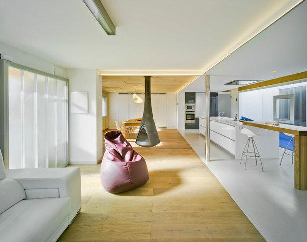 Contemporáneo Salón by Flap Studio