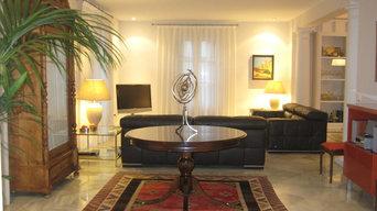 Diseño interior vivienda en Sevilla