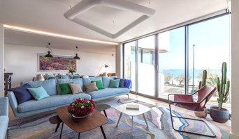 Duplex frente al mar, Santander